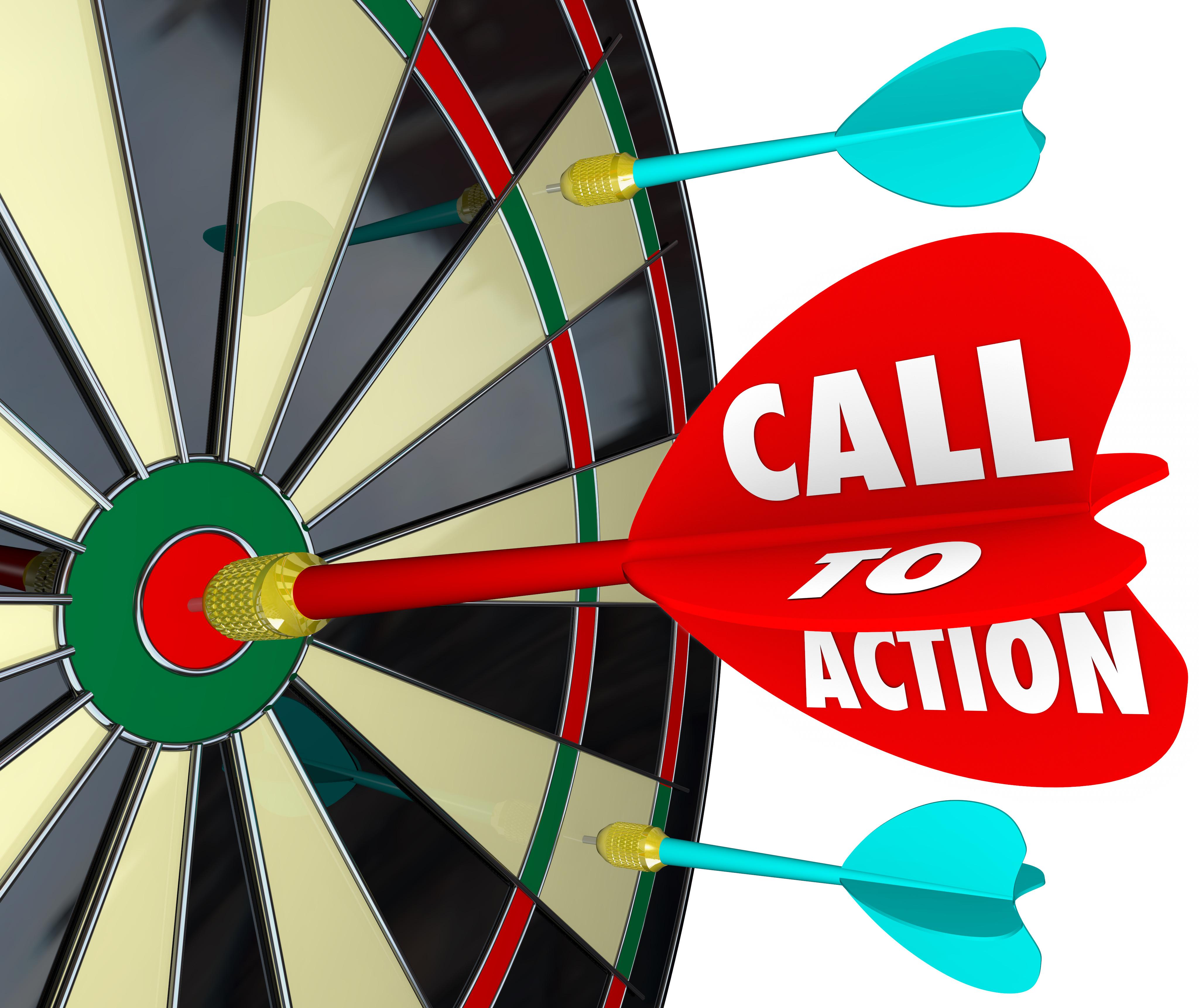 公众号要10W+,更要Call to Action(行动号召)